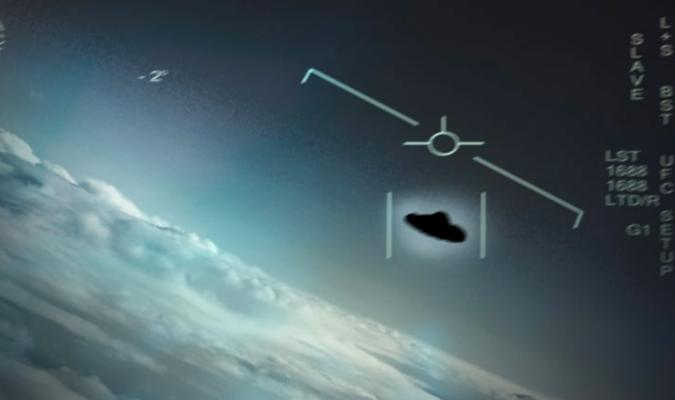 Objeto volador no identificado.