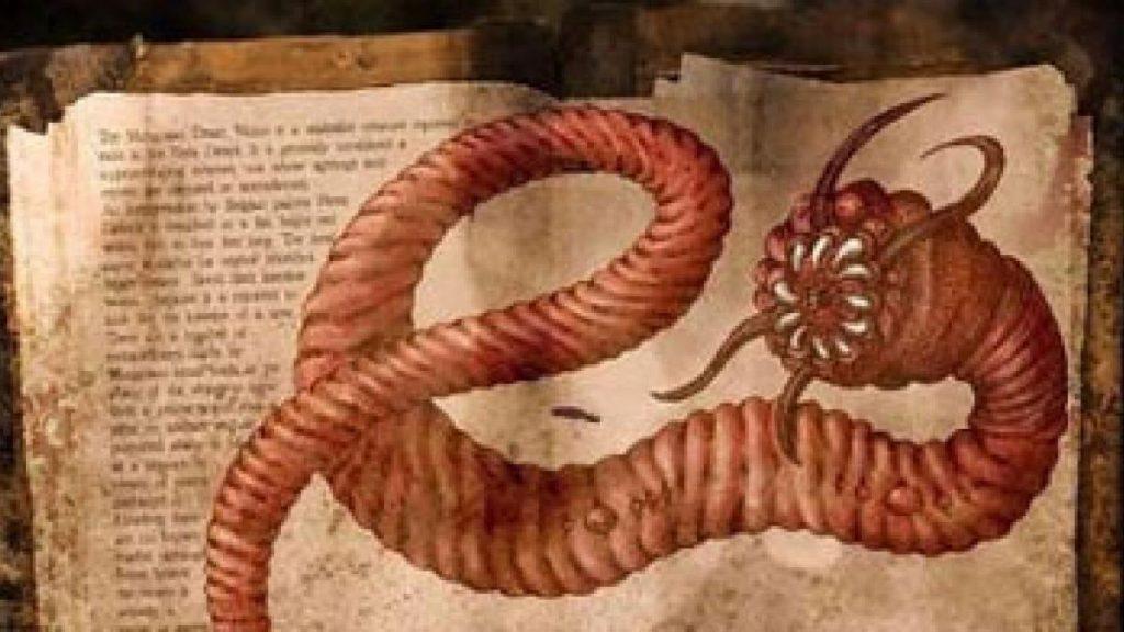gusano mongol
